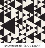 vector seamless pattern. modern ... | Shutterstock .eps vector #377312644