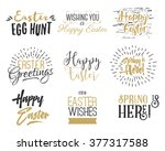 Easter Wishes Overlays ...