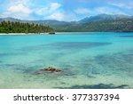 Virgin Beach  Samana Peninsula...