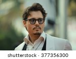 Actor Johnny Depp Attends The ...