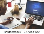 Small photo of User Member System Usability Identity Password Concept