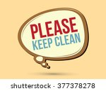 please keep clean text in... | Shutterstock .eps vector #377378278