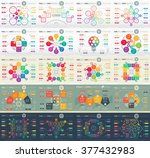 big set of web templates for... | Shutterstock .eps vector #377432983