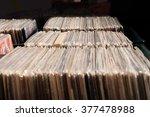Vinyl Records At The Street...