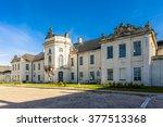 Potocki Family Palace  Radzyn...