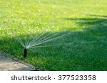 Automatic Watering Lawns....
