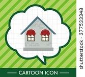 building house theme elements...   Shutterstock .eps vector #377533348