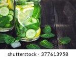 Detox Water With Lemon ...