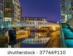 birmingham canals  | Shutterstock . vector #377669110