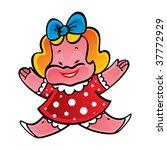 doll | Shutterstock .eps vector #37772929