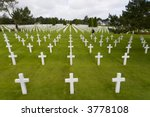 The Graves Of World War 2 Us...