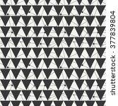 geometric line monochrome... | Shutterstock .eps vector #377839804