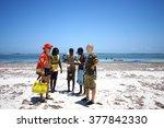 mombasa  kenya  okt. 30  2008 ... | Shutterstock . vector #377842330