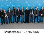 berlin  germany   february 16 ... | Shutterstock . vector #377894839