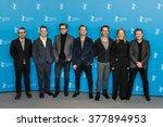 berlin  germany   february 16 ... | Shutterstock . vector #377894953