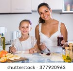 portrait of young european... | Shutterstock . vector #377920963