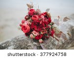 Wedding Bouquet . The Bride's...