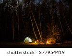 Night Landscape With...