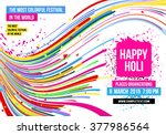 creative template for indian... | Shutterstock .eps vector #377986564