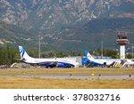 tivat  montenegro   august 8 ... | Shutterstock . vector #378032716