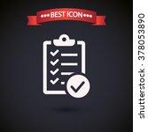 check list icon vector  check...