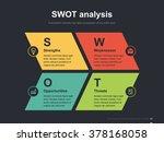 flat business presentation... | Shutterstock .eps vector #378168058