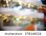 blurred image of shopping mall... | Shutterstock . vector #378168226