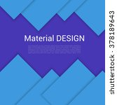 vector blue  illustration.... | Shutterstock .eps vector #378189643