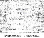 grunge texture.overlay texture... | Shutterstock .eps vector #378205363