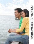 couple | Shutterstock . vector #37824127