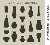vector illustration of isolated ...   Shutterstock .eps vector #378257203