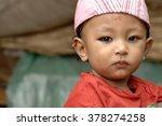 katmandu  nepal   aug. 21  2010 ... | Shutterstock . vector #378274258