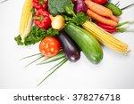 fresh vegetables | Shutterstock . vector #378276718