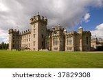 Floors Castle Near Kelso In The ...