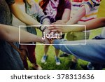 join team recruitment register... | Shutterstock . vector #378313636
