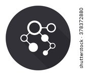 infographic icon with long... | Shutterstock .eps vector #378372880