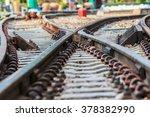 Railroad Crossing  Lamphun ...