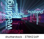 word cloud concept illustration ... | Shutterstock . vector #37842169