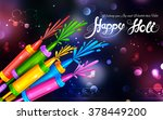 illustration of colorful... | Shutterstock .eps vector #378449200