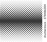 seamless black and white vector ... | Shutterstock .eps vector #378486304