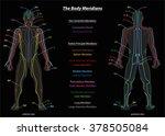 ������, ������: Meridian System Description Chart