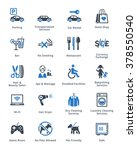 tourism   travel icons set 3  ... | Shutterstock .eps vector #378550540