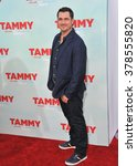 "Small photo of LOS ANGELES, CA - JUNE 30, 2014: Tate Taylor at the premiere of ""Tammy"" at the TCL Chinese Theatre, Hollywood."