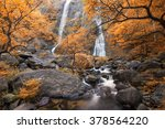 kamphaeng phet  khlong lan... | Shutterstock . vector #378564220