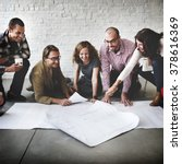 Creative Group Working...