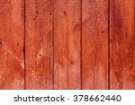 Red Wooden Background Old...
