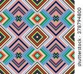 vector seamless  pattern ... | Shutterstock .eps vector #378794800