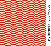 horizontal waves pattern.... | Shutterstock .eps vector #378797308