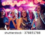 party  holidays  celebration ... | Shutterstock . vector #378851788