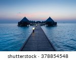 Overwater Bungalow. Ocean In...